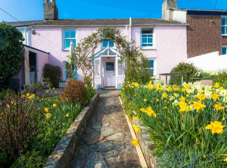 Camellia Cottage At St Mawes
