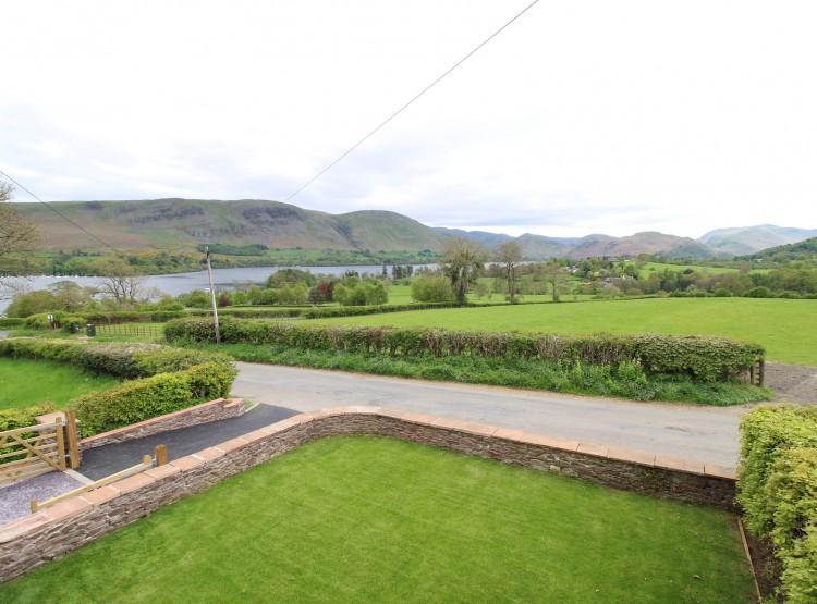 Lake View In Ullswater