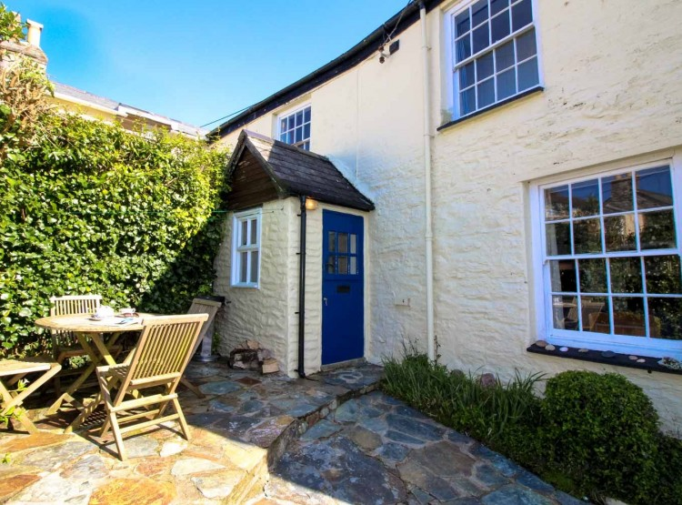 Corner Cottage At St Mawes