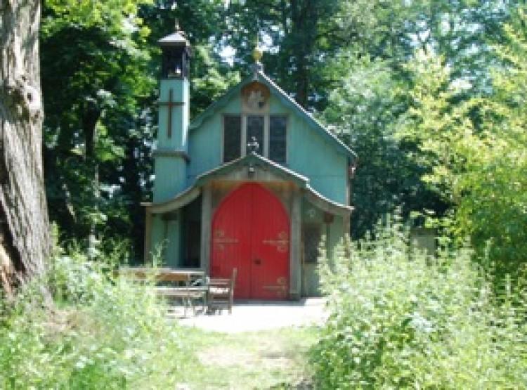 The Chapel At Walcot Hall