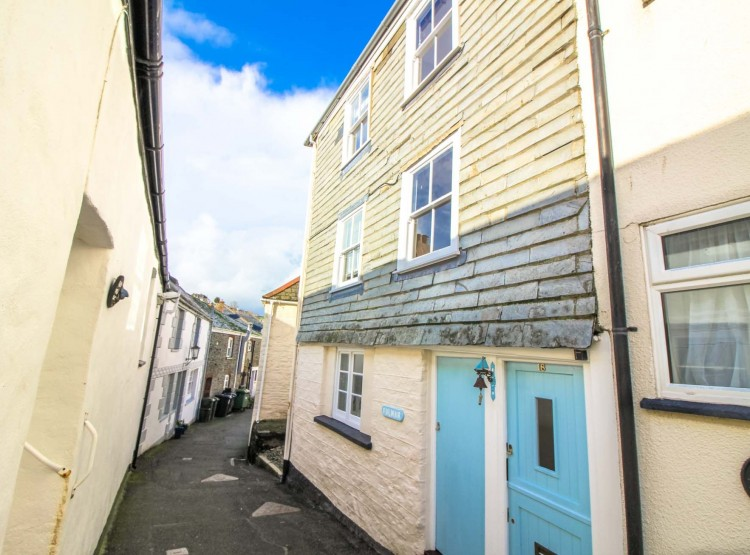 Fulmar Cottage In Mevagissey