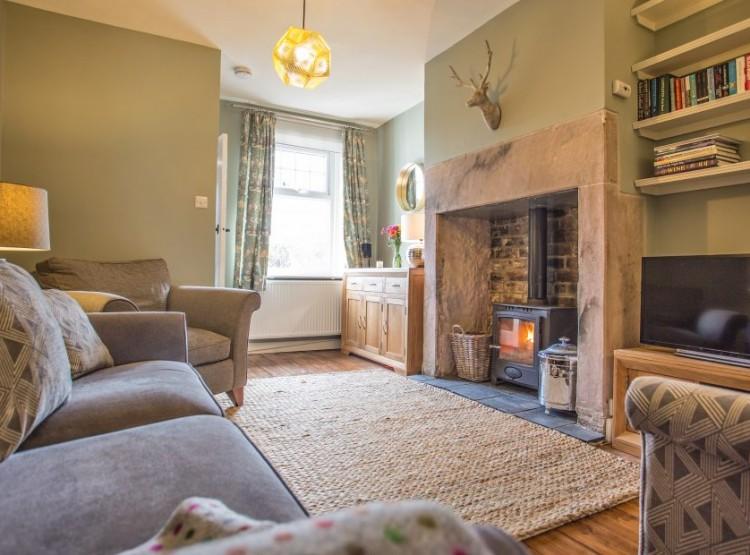 Fuchsia Cottage Near Embleton