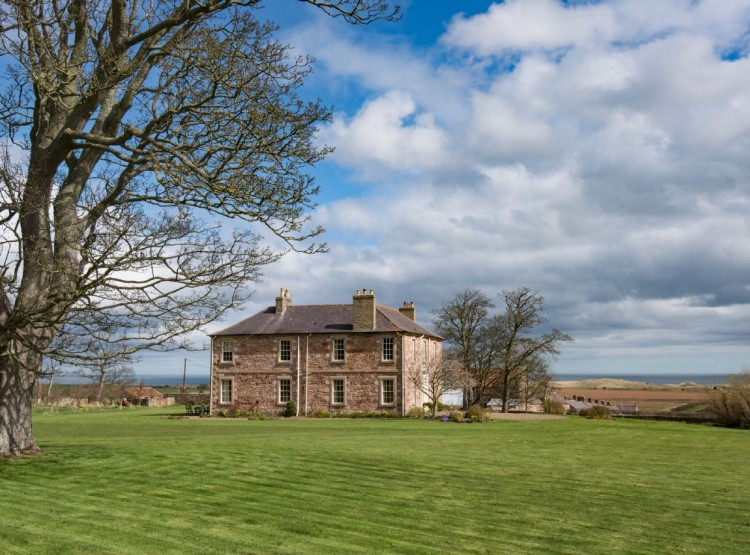 East House At Cheswick