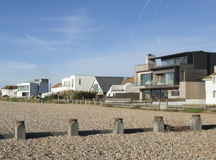 The Sea House At Camber Sands