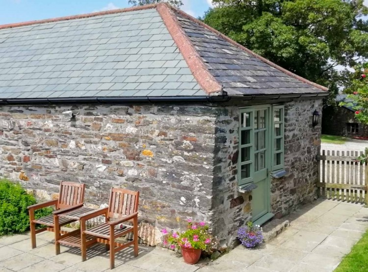 Ash Tree Cottage At  Crackington Haven