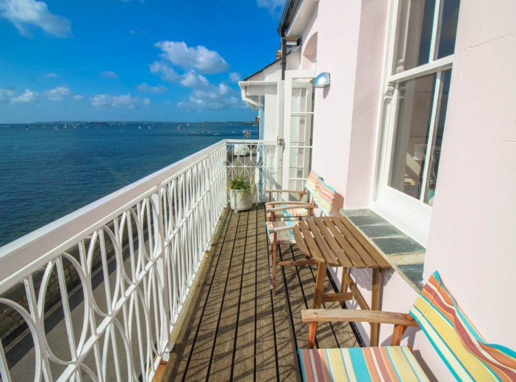 Bennerley House In St Mawes