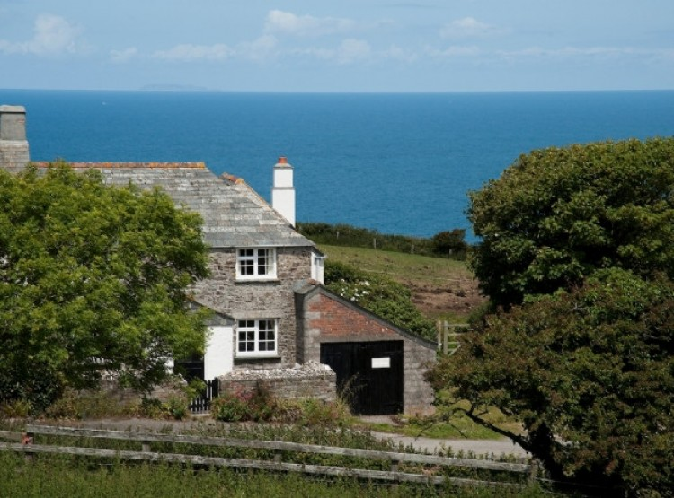 Barton Cottage In Crackington Haven