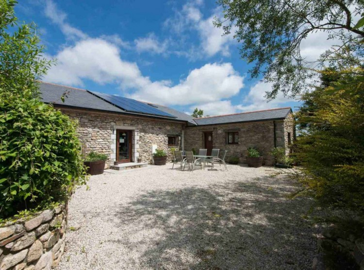 Jubilee Cottage In Bodmin Moor