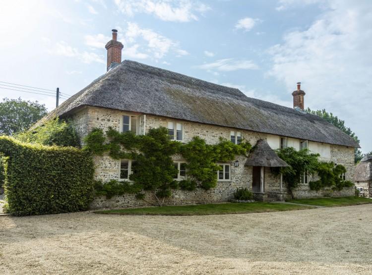 Manor Farmhouse At Maiden Newton