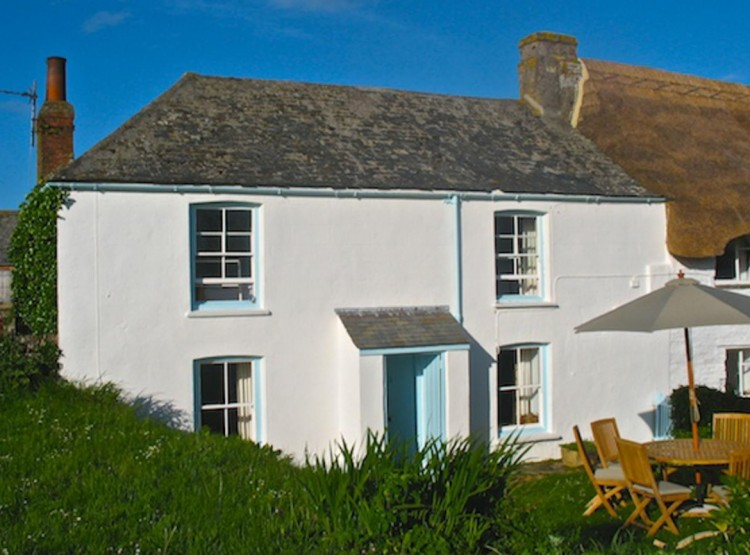 Mizpah Cottage In Portscatho
