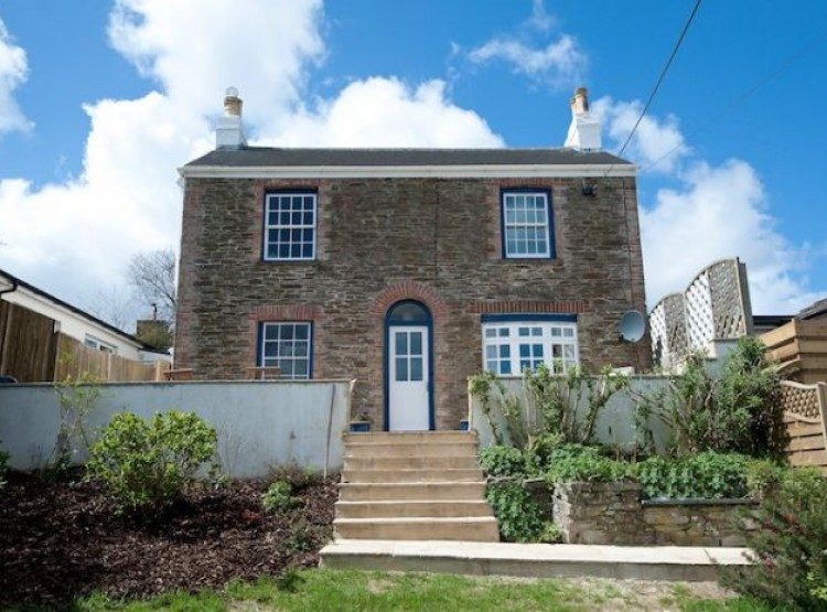 Newton Cottage In St Mawes