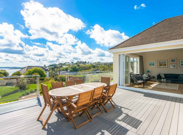 Pedn Lodge In St Mawes