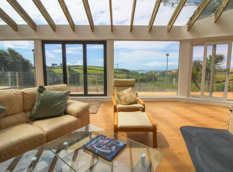 Penrose Lodge In Newquay