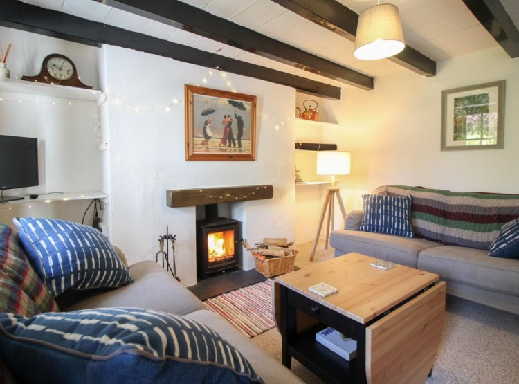 Sunnyside Cottage In Porthtowan