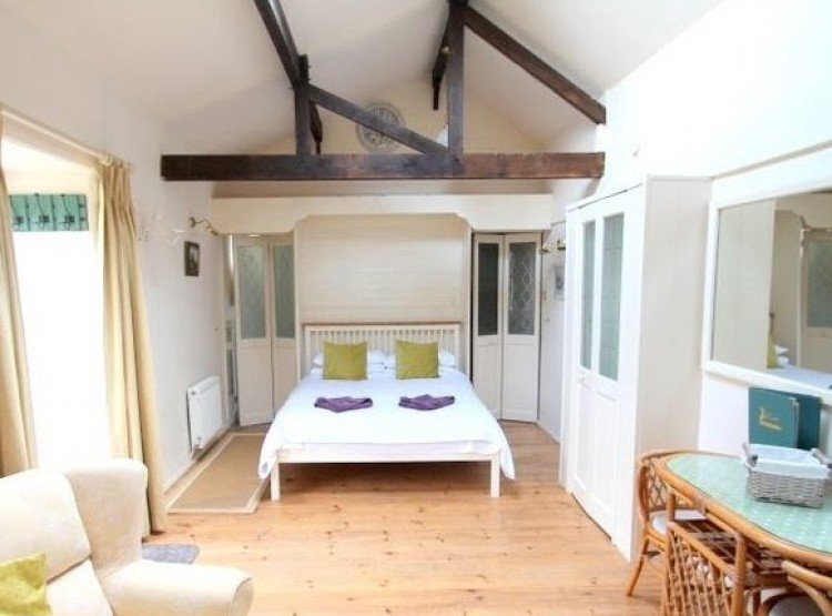Little Court Apartment At Porlock