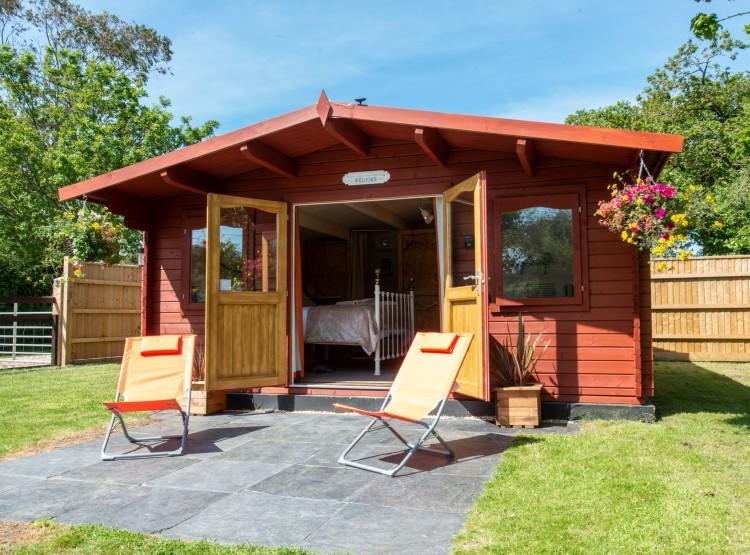 Primrose Cabin In Moreton