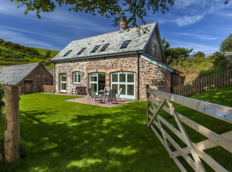 Dashel Cottage In Countisbury