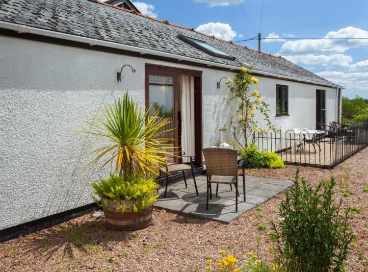 Byre Cottage In Dulverton