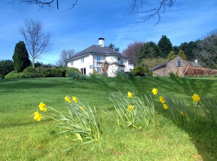 Westcott Cross Cottage At Luxborough