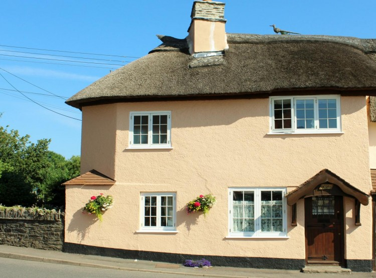 Crown Cottage In Exford
