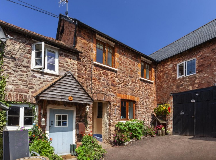 Bamboo Cottage At Timberscombe
