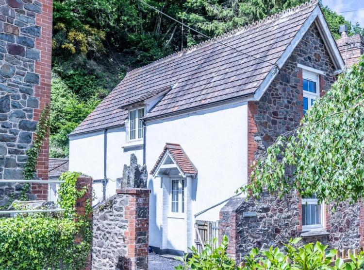 Quarry Cottage In Porlock