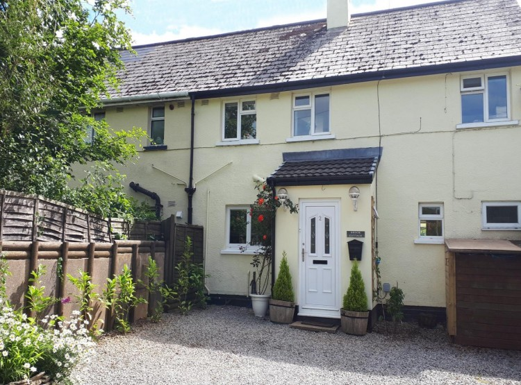 Brook Cottage At Challacombe