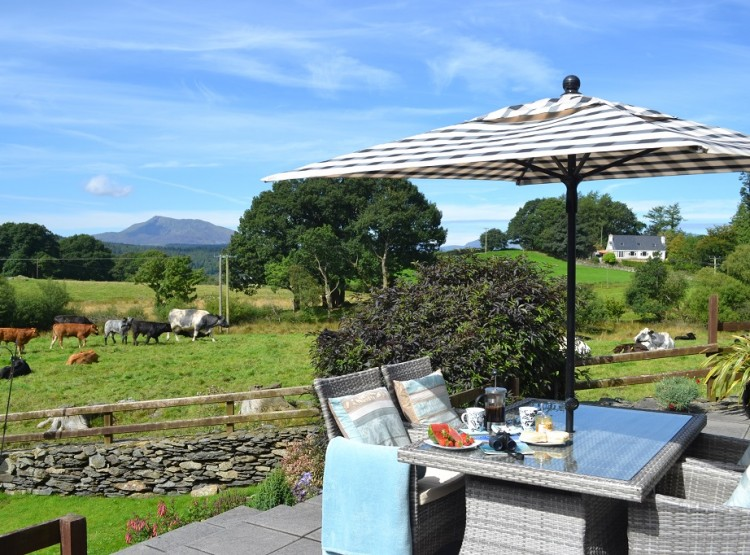 Tryfan Luxury Cottage In  Betws-y-Coed