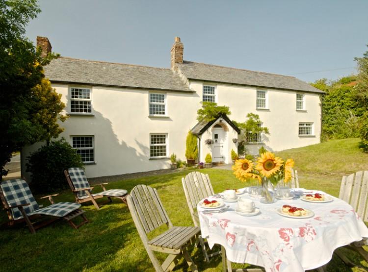Warcombe Farmhouse