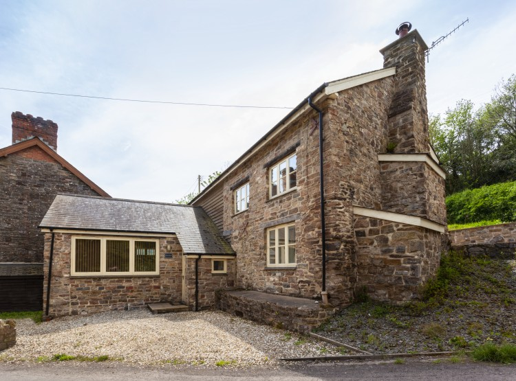 The Mill House At Bampton