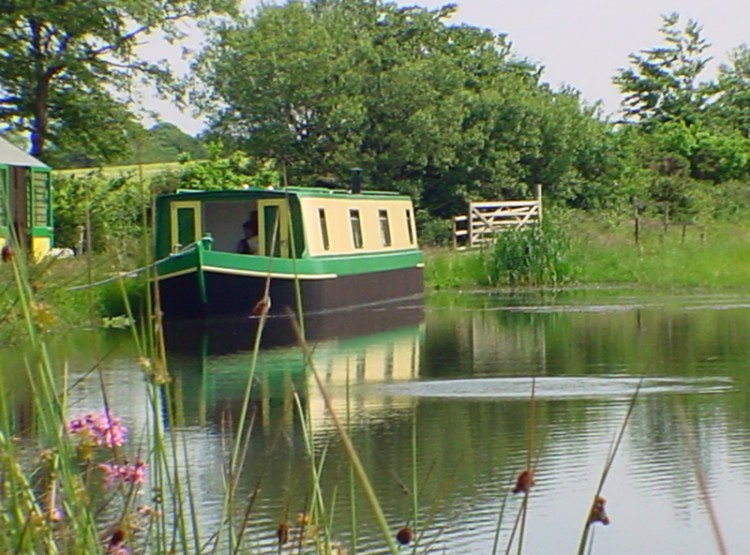 Devon Houseboats, Blagdon Water
