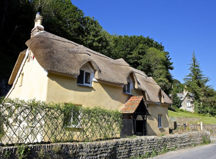 Old Maids Cottage