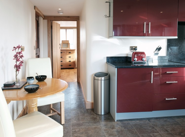 Pengenna Parlour At Wooldown Holiday Cottages