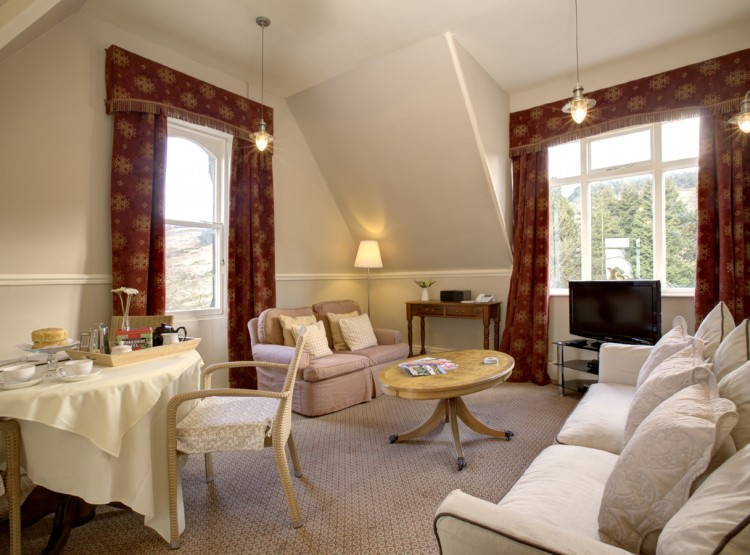 The Moorview Apartment At Westwood Lodge Ilkley Moor