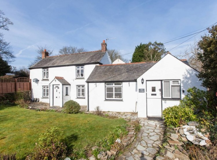 The Cottage At Penelewey