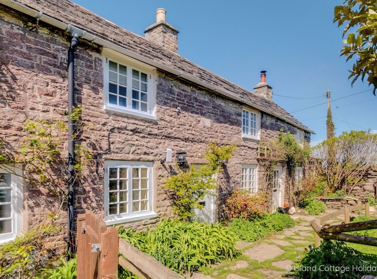 Egmont View Cottage At Worth Matravers