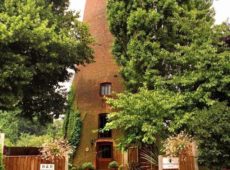 The Old Windmill At Aylsham