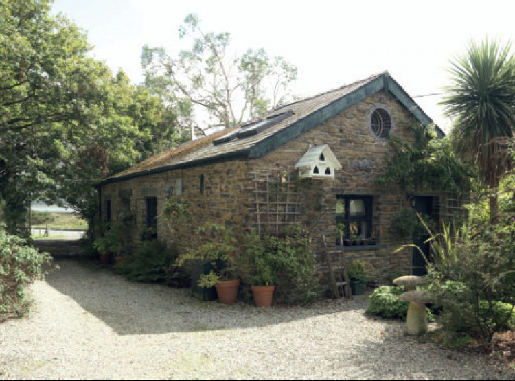 The Gatehouse At Panteidal Farm