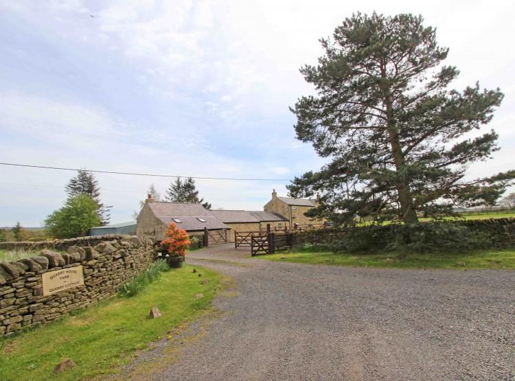 Quarry Cottage At Consett