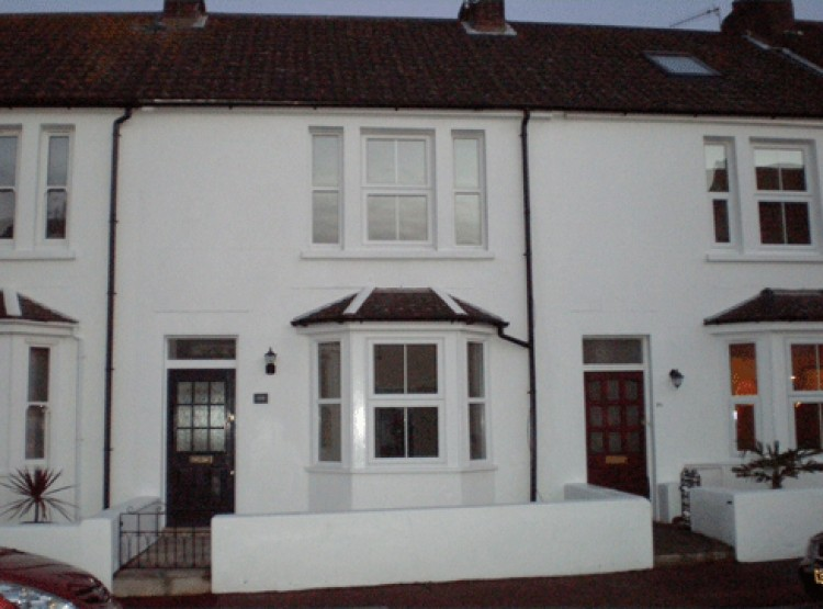 Admiral Cottage In Eastbourne