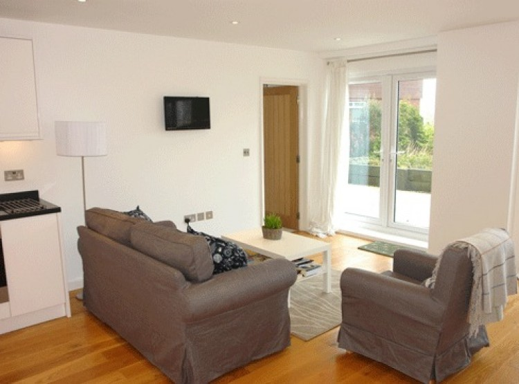 The Lookout Apartment In Eastbourne