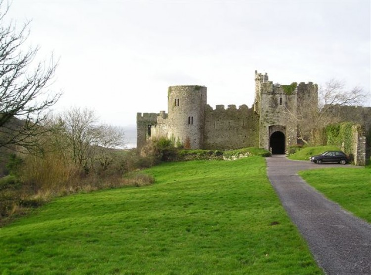 Manorbier Castle Holiday Home