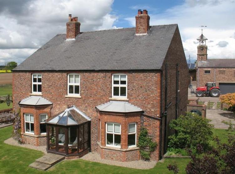 Clock Farm House