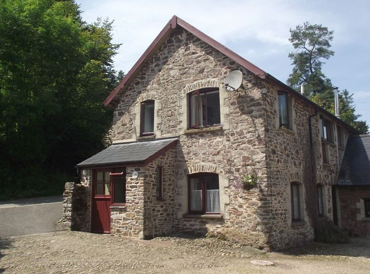 Gorse Cottage At Riscombe Farm Cottages