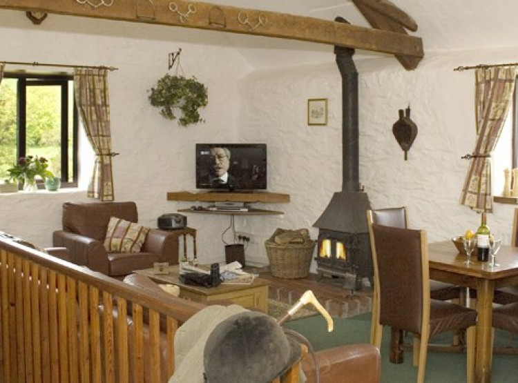 Heather Cottage At Riscombe Farm Cottages