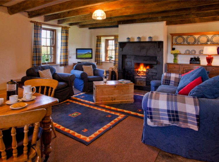 South Bells Shiel At West Ord Holiday Cottages