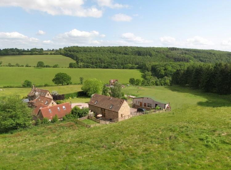 Rent A Village Of Cottages