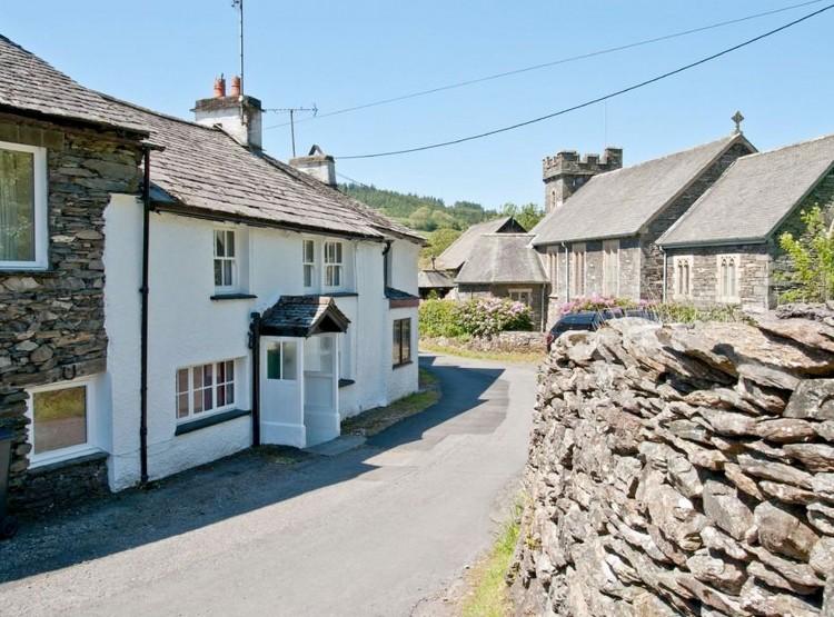 1 Church Cottage At Satterthwaite