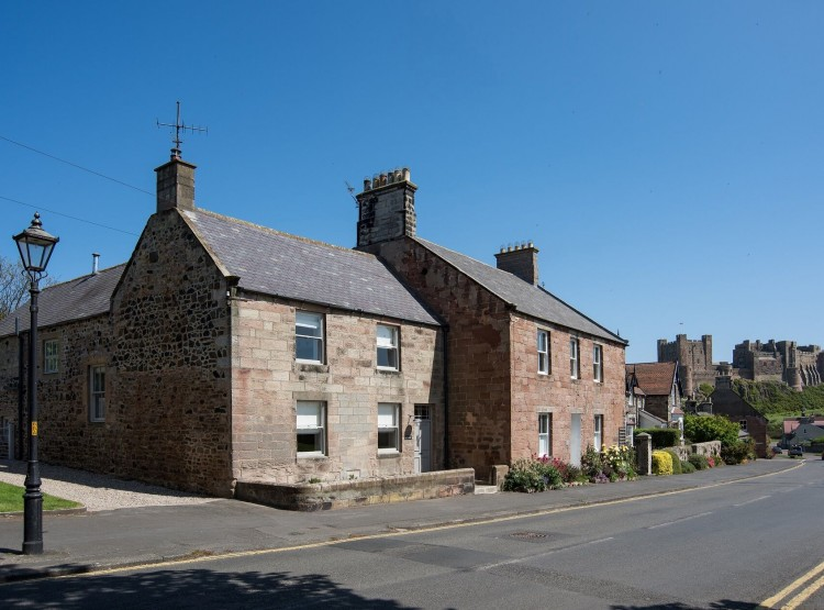 Grove House In Bamburgh