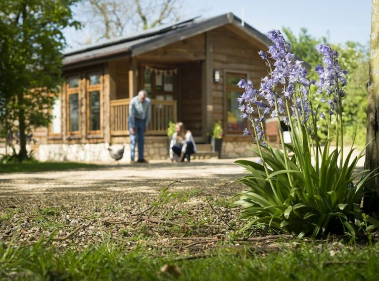 Rabbit Dale Lodge At Wolds Edge